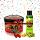 Tutti Frutti (Cherry & Currant Sugar Body Scrub 300 gr + Kiwi & Karambola Body Scrub 100 ml)