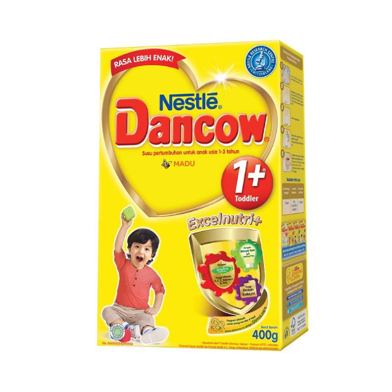 Dancow 1+ Prtcts Madu Probio 400G