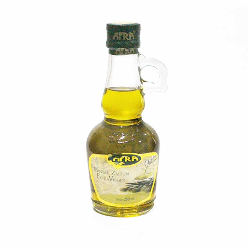 Afra Olive Oil Extra Virgin 250 Ml