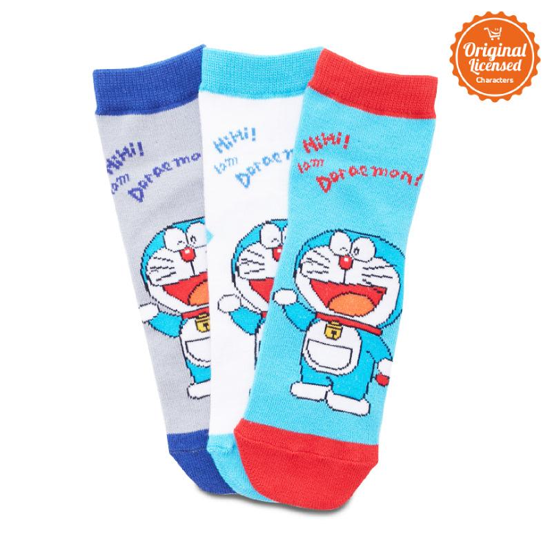 Doremon Sock Kids 5-8 Tahun DR6GA001