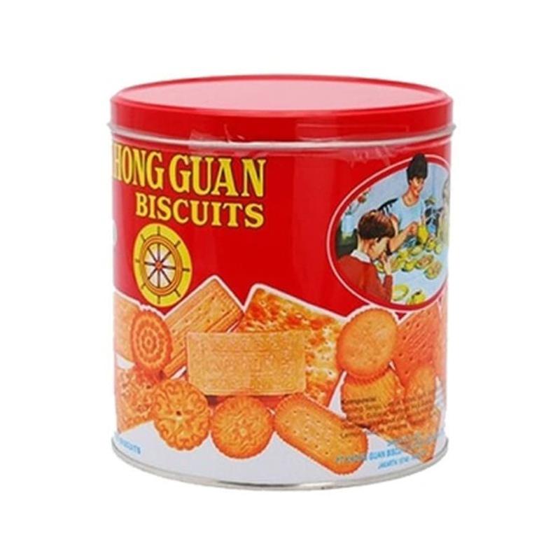 Khong Guan Biscuits 650 gr