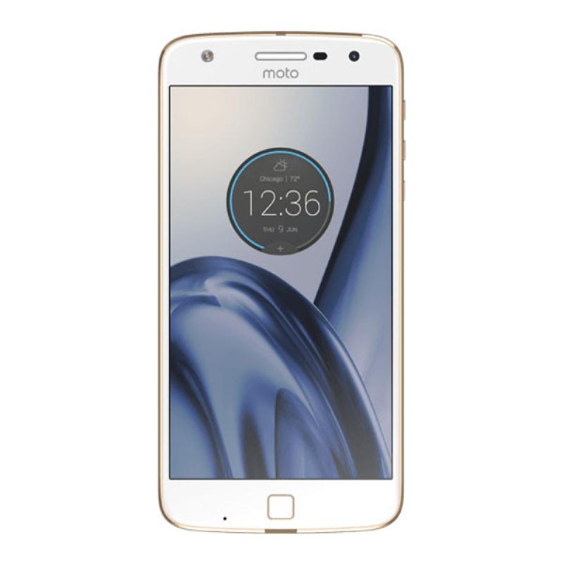 Motorola Moto Z Play Smartphone - Putih [3GB,32GB]