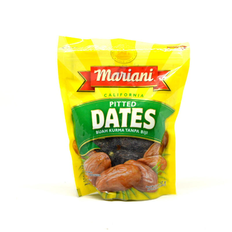 Mariani Pitted Dates 227G
