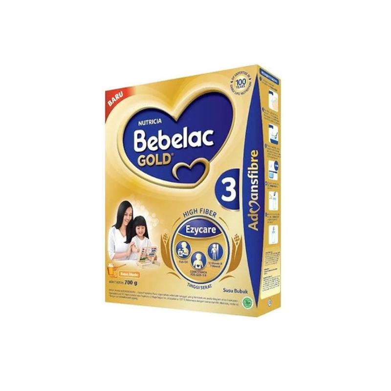 Bebelac Gold 3 Madu Box 700G