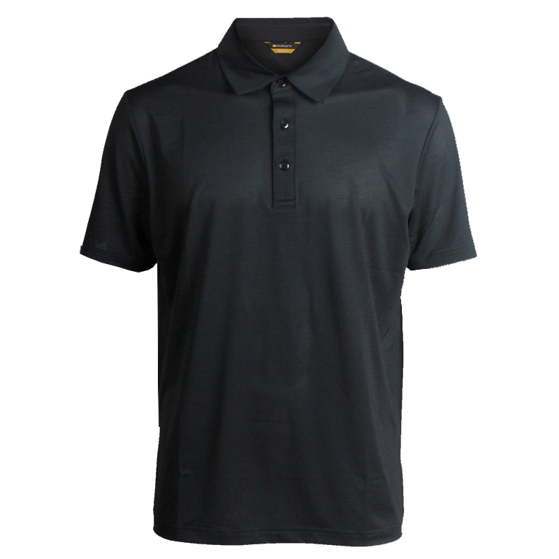 DURAFIT Short Sleeve Cool Lightweight Polo T-shirt Golf Wear DF-S102 - Grey