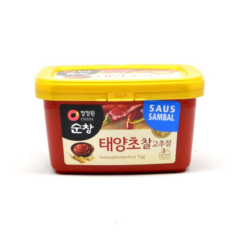 Daesang Hot Pepper Sauce 1 Kg