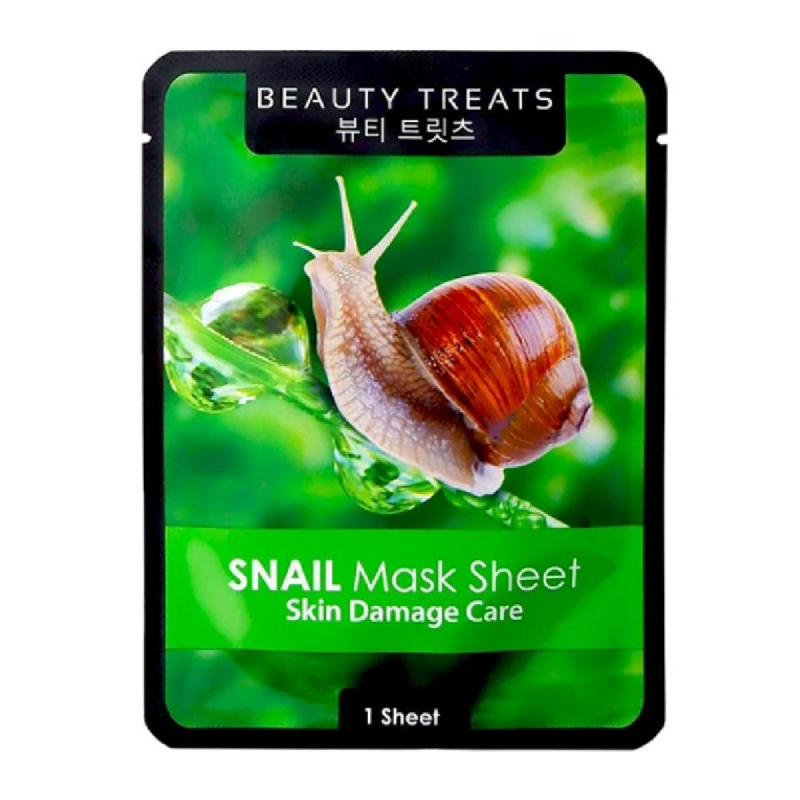 Beauty Treats Mask Sheet Snail