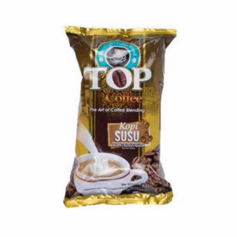 Top Kopi Susu (2In1) Bag 20 X 31Gr