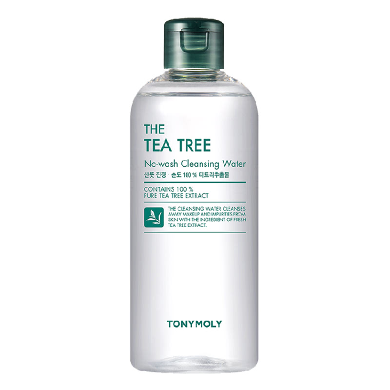 Tony Moly The Chok Chok Tea Tree No-Wash Cleansing Water
