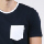 Cressida Men Tshirt Basic color block Pocket