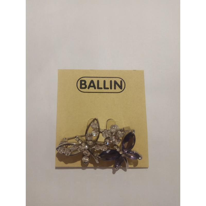 Ballin Women Brooch ML-BR5785S Silver