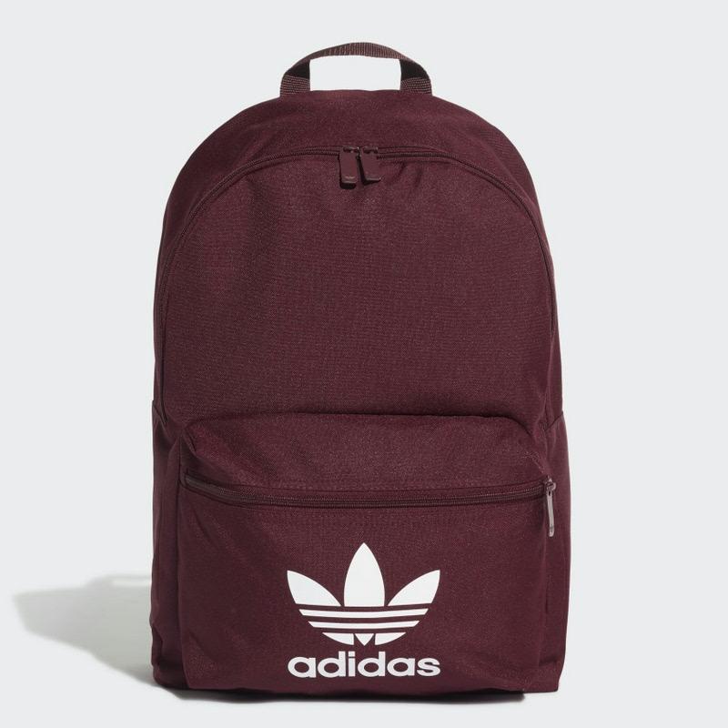 Adidas Adicolor Classic Backpack ED8669 Maroon
