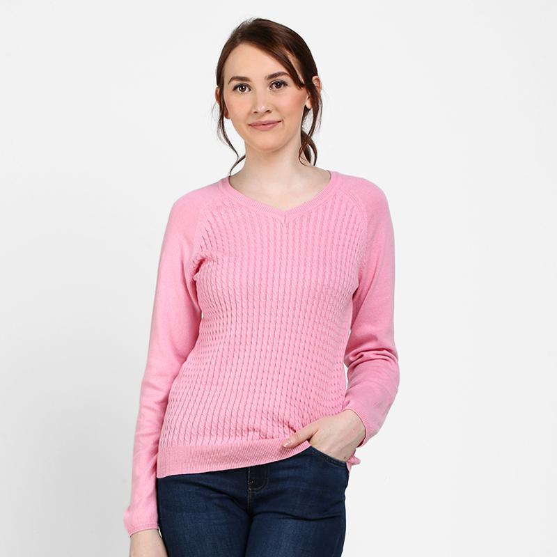 Elle Sweater Pink