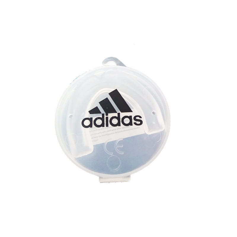 Adidas Combat Single Mouthguard Transp