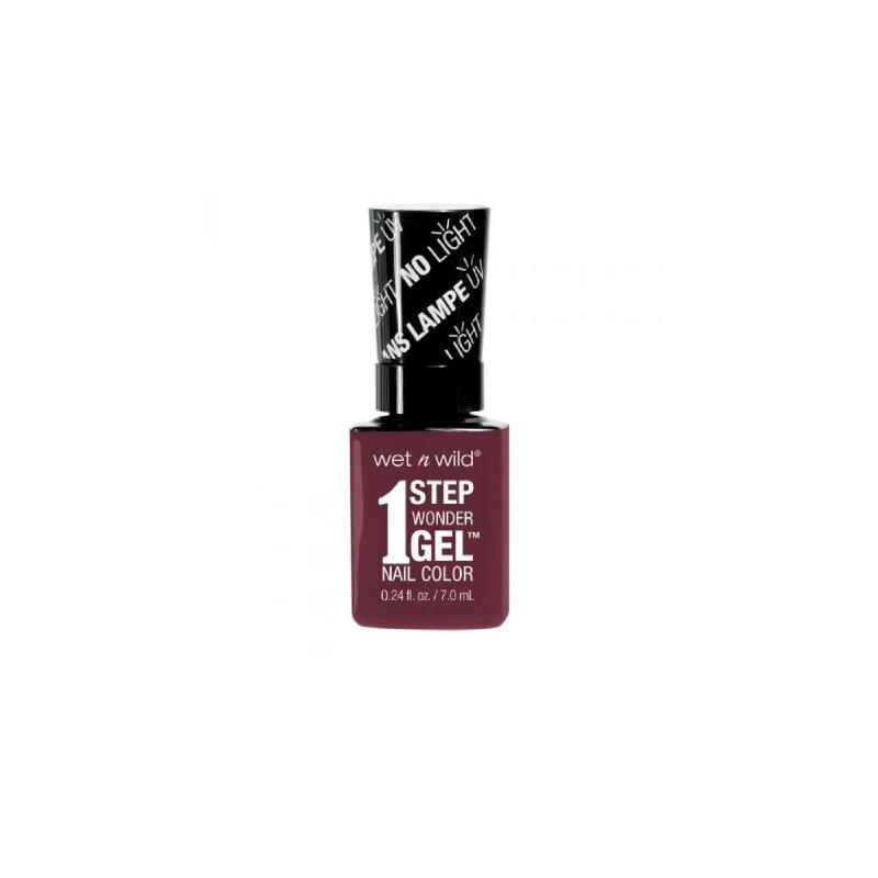 1 Step Wonder Gel Nail Color Left Marooned