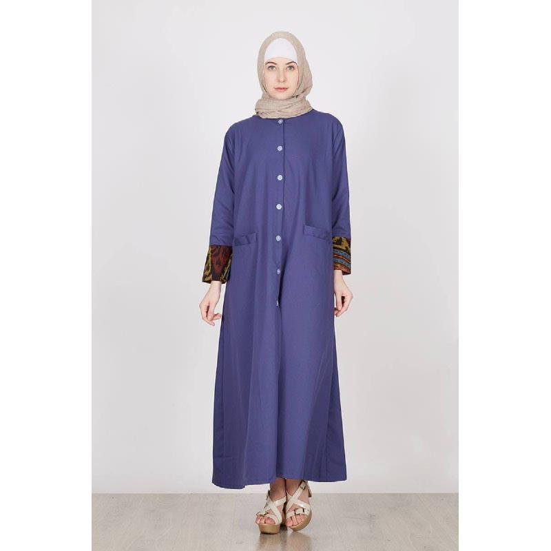 Assyfa Dress Navy