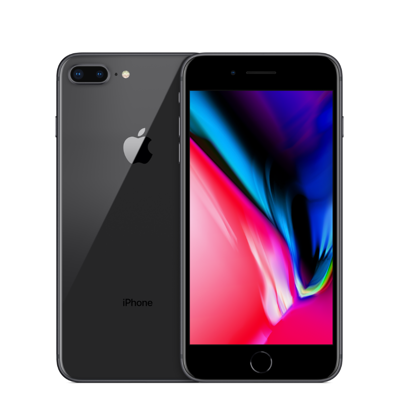 Iphone 8 plus space gray 256GB