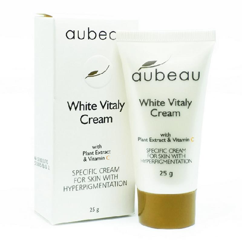 Aubeau White Vitally Cream 25 Gr