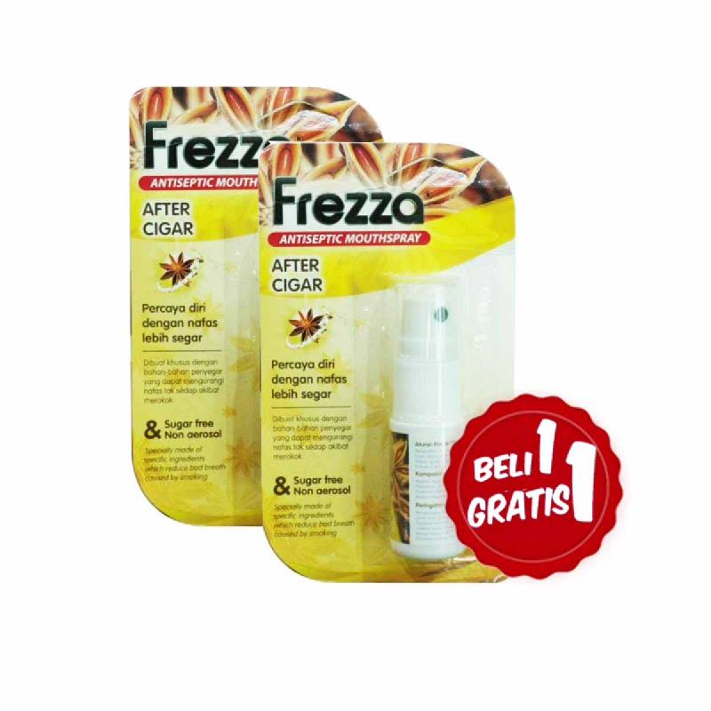 Frezza Antiseptic Mouthspray Smoker 13 Ml (Buy 1 Get 1)