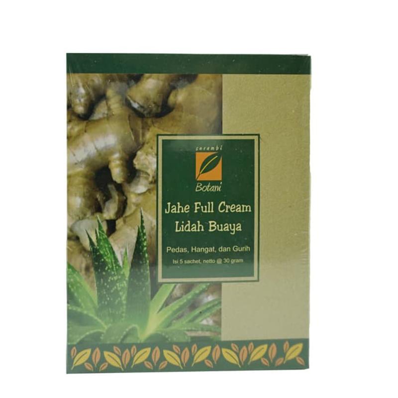 Jahe Full Cream