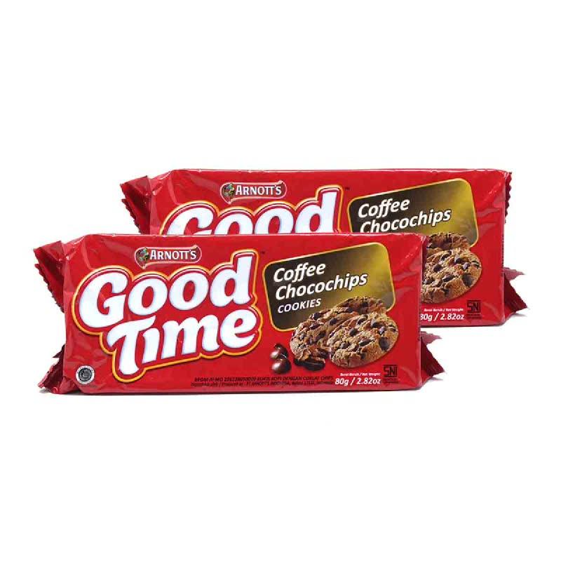 Good Time Cookies Coffee 84G (Get 2)