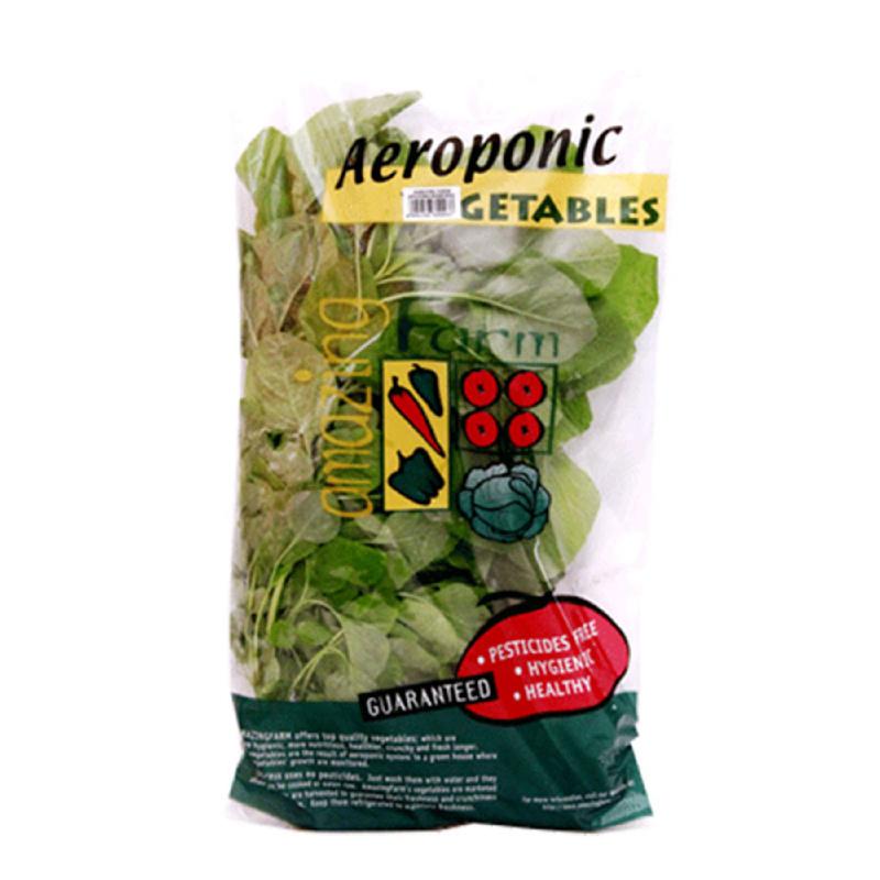 Bayam Hijau Aeroponic 250 G