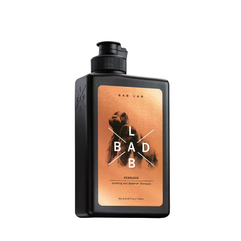 Bad Lab Fearless Anti-Dandruff Shampoo 200ml
