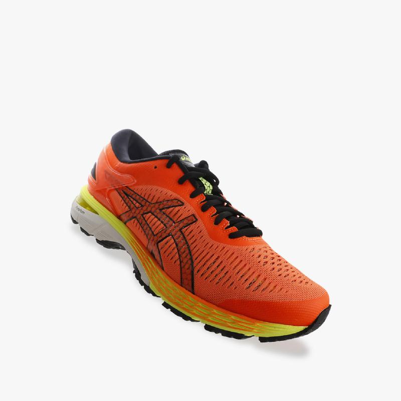 ASICS GEL-KAYANO 25 Mens Running Shoes Orange
