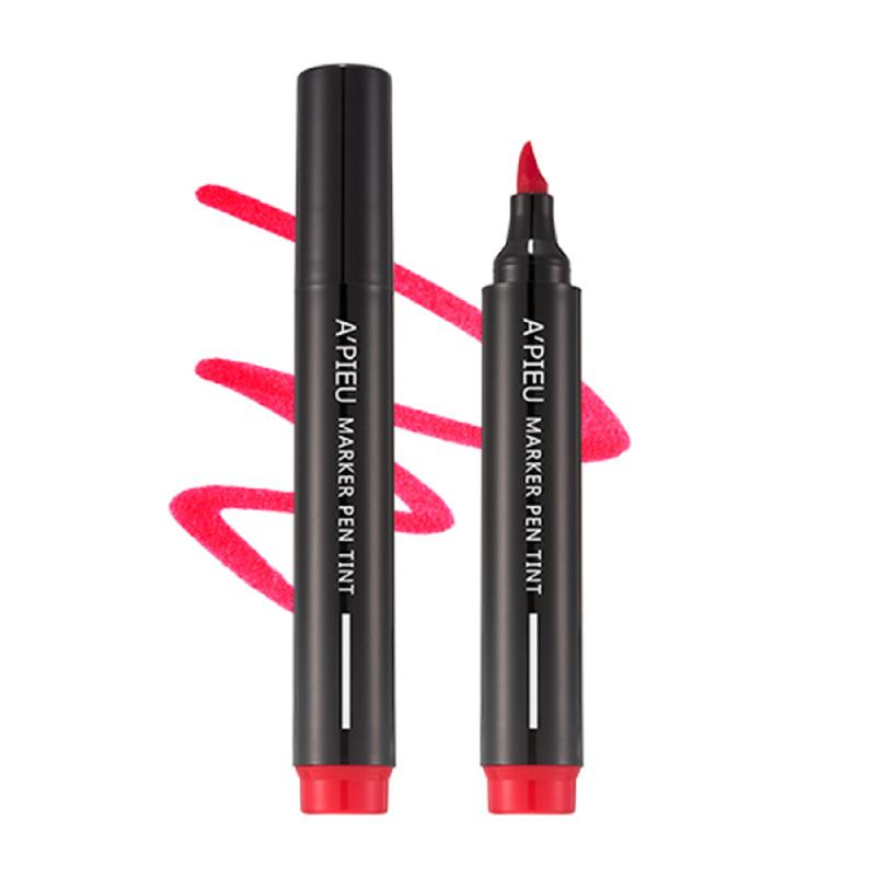 Apieu Market Pen Tint - RD01 Lazy Red