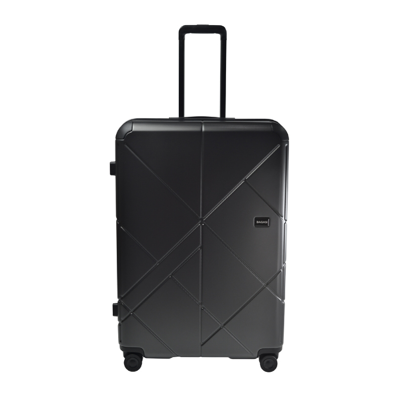 Bagasi Jasper Koper Hardcase Large 29 Inch – Black