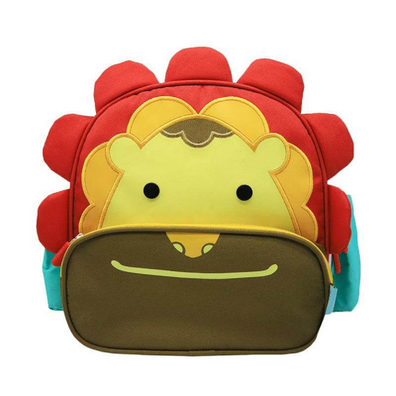 Marcus & Marcus Insulated Backpack Lion Lunch Bag -