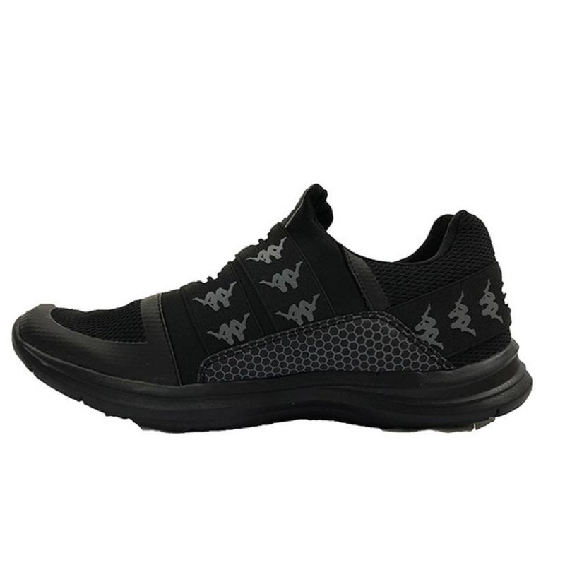 Kappa Authentic Mesh Sneakers-Black
