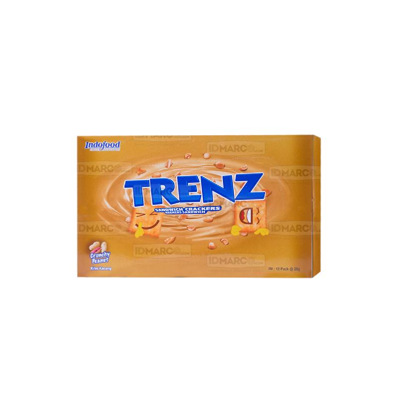 Trenz Sandwich Kacang 20 gr