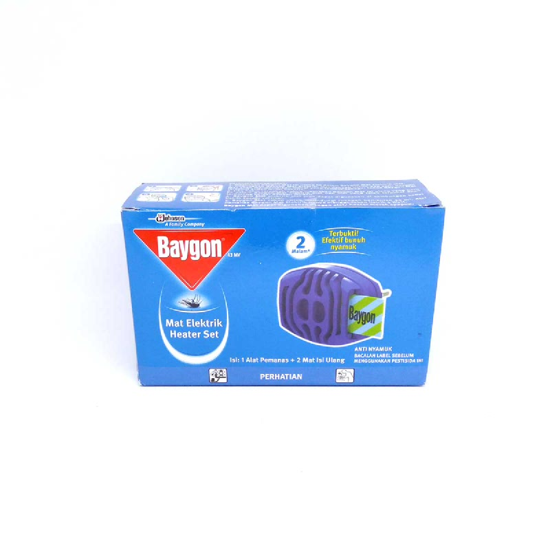Baygon Mat Heater