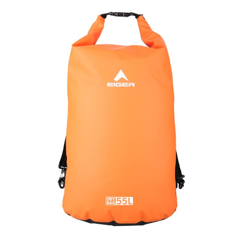 Eiger Dry Bag Strap 55L - Orange