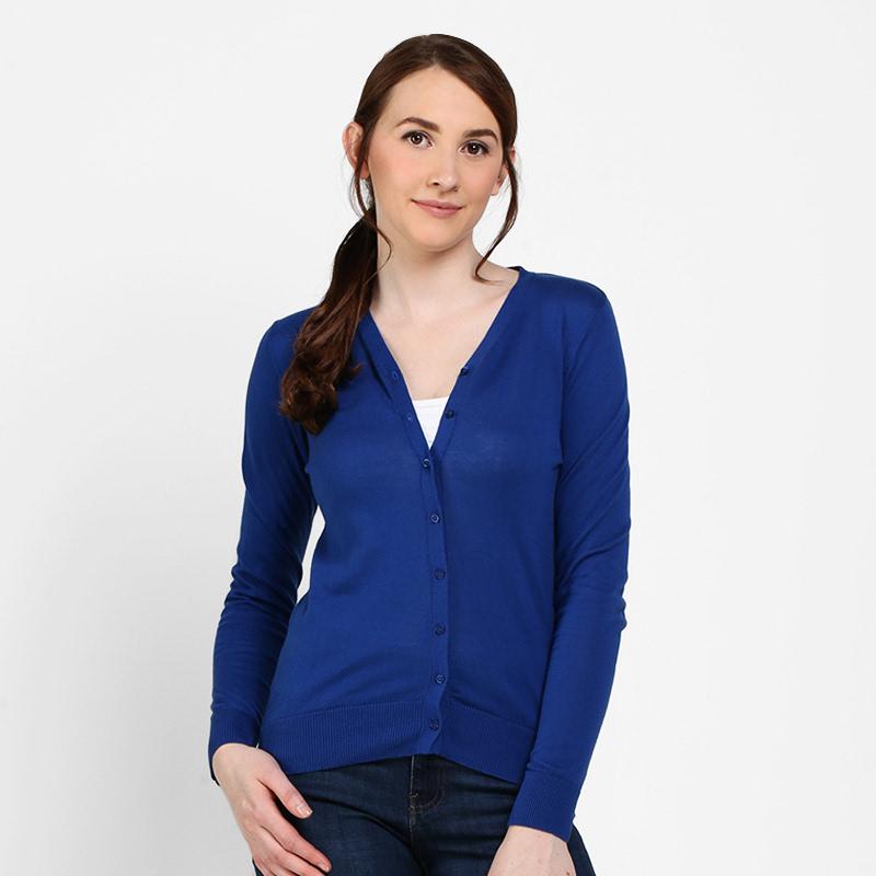 Elle Cardigan Blue