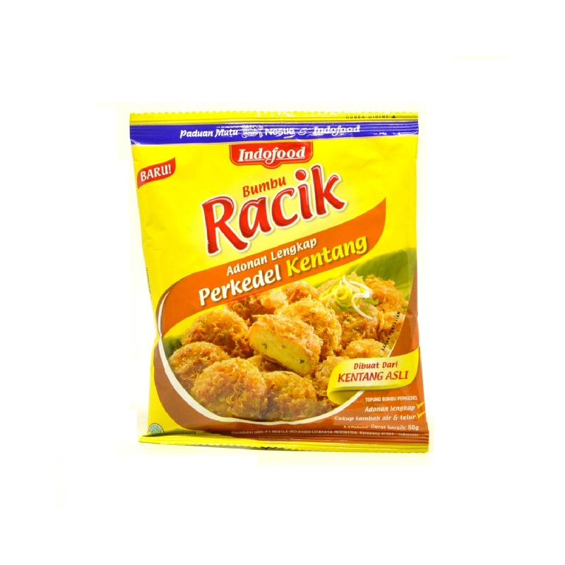 Indofood Racik Adonan Perkedel Kentang 50G