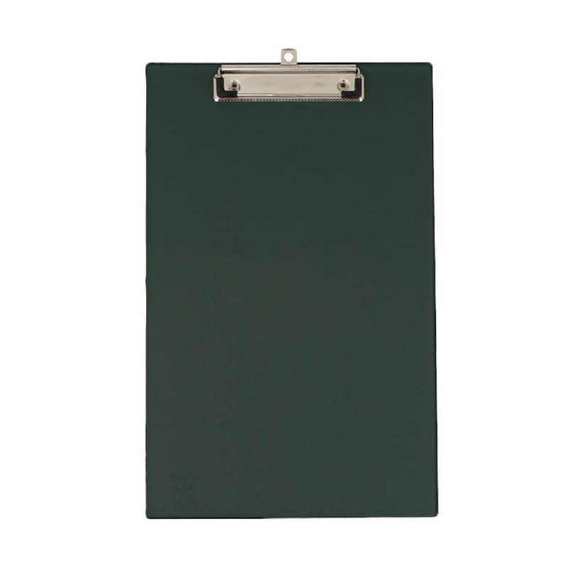 Bantex Clipboard Folio Green -4205 04