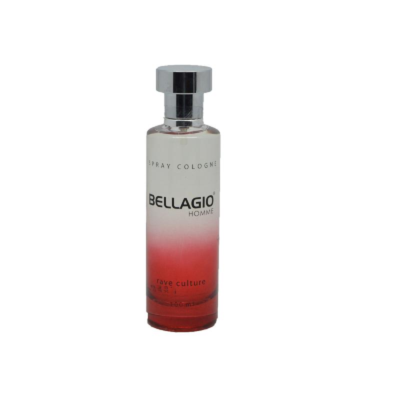 Bellagio Body Mist Merah 100Ml