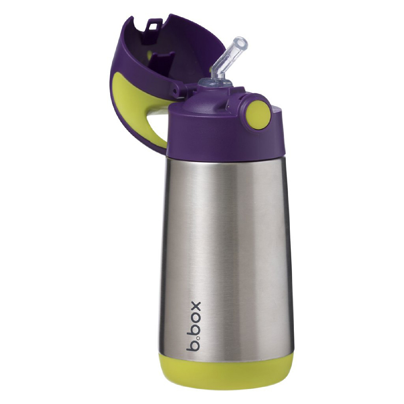 B Box Insulated Drink Bottle (Passion Splash)