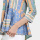 Arjuna Weda Blouse Batik Alur Balpung Biru