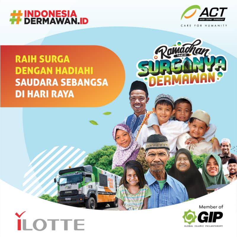 ACT Paket Lebaran Ramadhan 50K