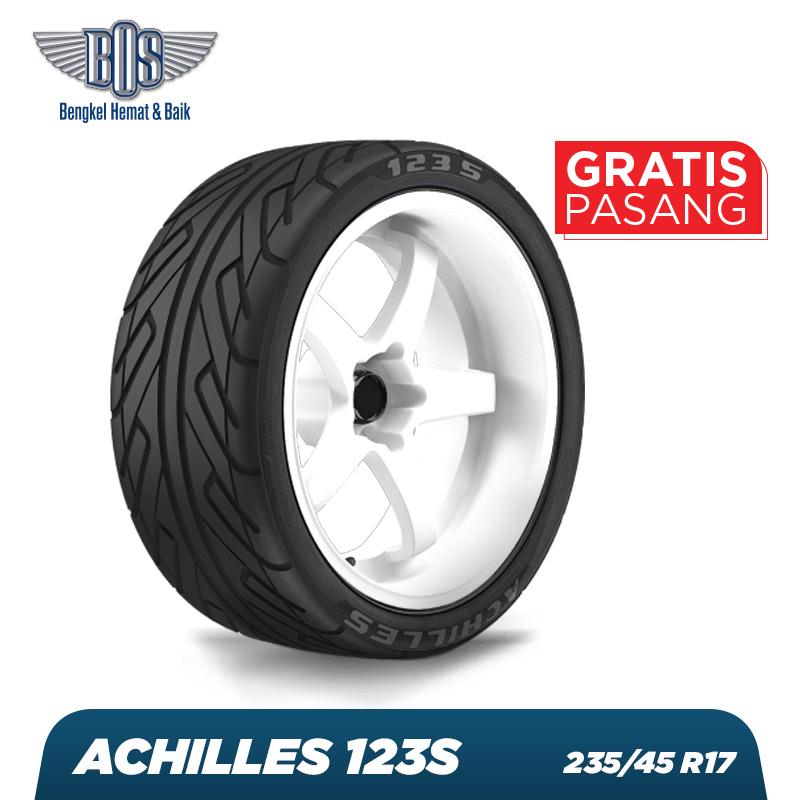 Achilles Ban Mobil  123S - 235-45 R17 94V - GRATIS JASA PASANG DAN BALANCING