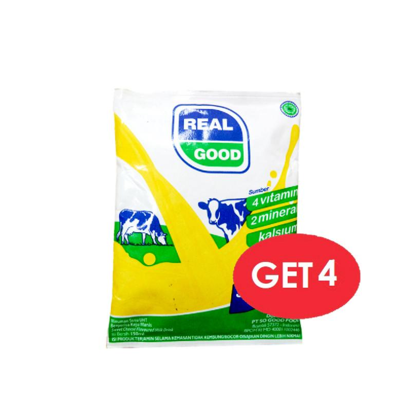 Real Good Sweet Cheese 150 Ml (Get 4 Pcs)