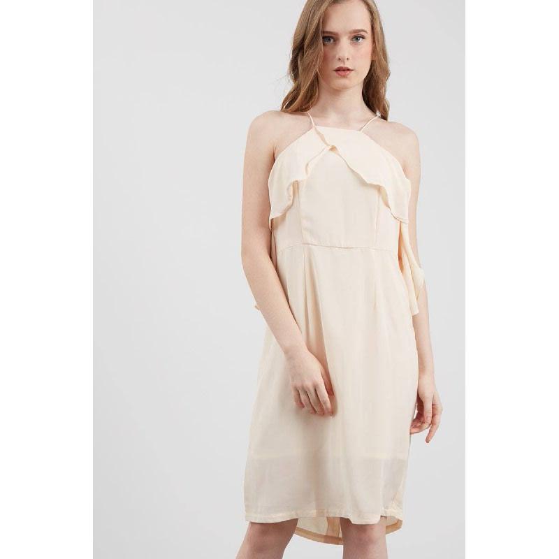 Hertha Dress Cream