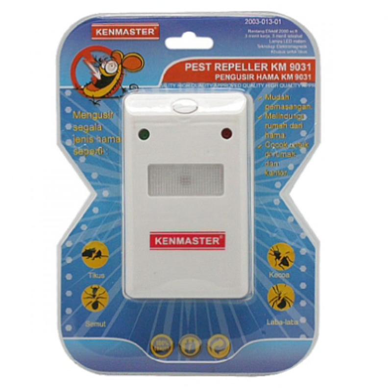 Kenmaster Pest Repeller KM-9031 - Putih