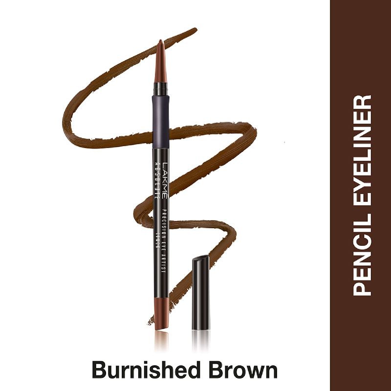Lakme Absolute Reinvent Precision Eye Artist Liner Brown