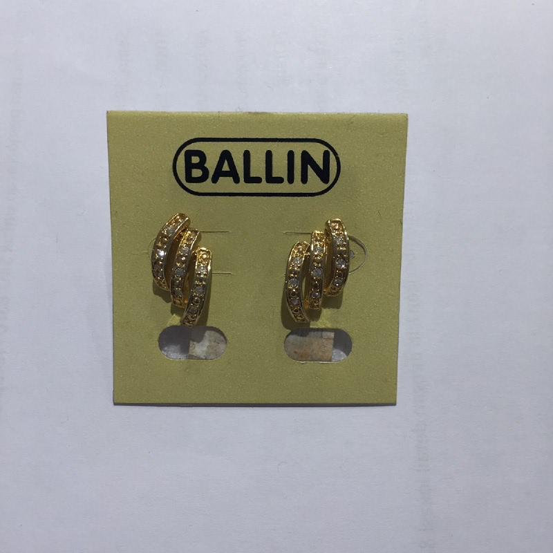 Ballin Women Earing GD-E18280G Gold
