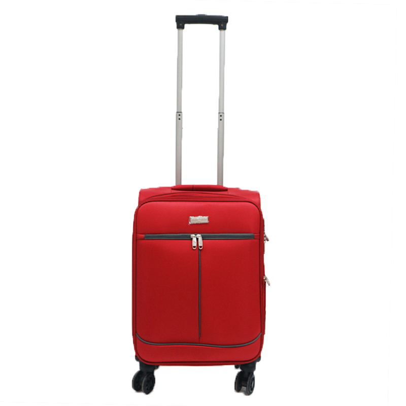 Pierre Cardin Luggage 60722124-10 M Red