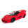 Ocean Toy Mobil Remote Control Xlp Sport Car Skala 1-16 789-508A Merah